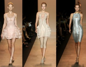 Herve Leger SS/2011| Photo Credit: MBFW