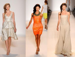 Lela Rose SS/2011| Photo Credit: MBFW