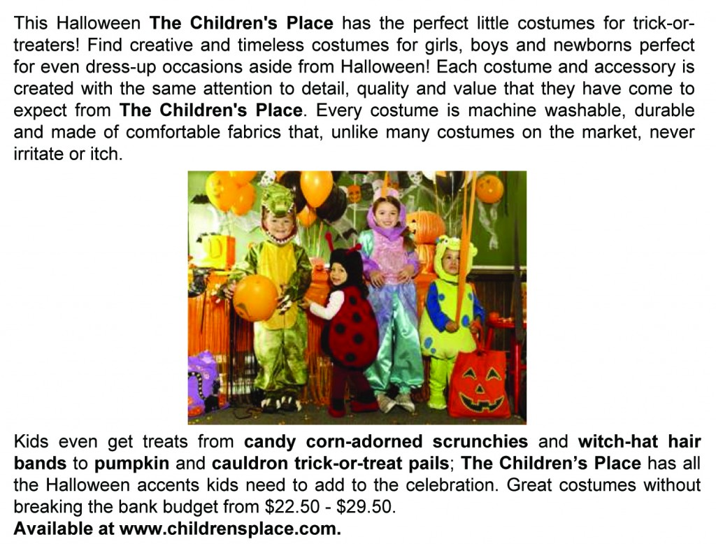 Childrens Place Halloween Story copy