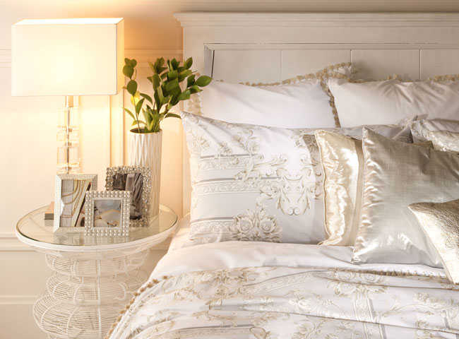 Zara home finally hits the us for Elle decoration bed linen