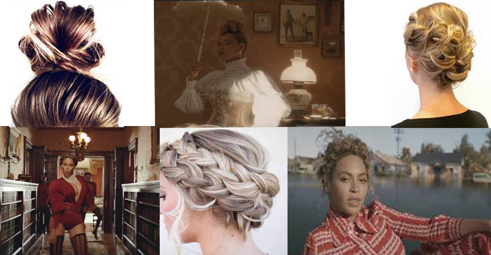 beyonce hair formation
