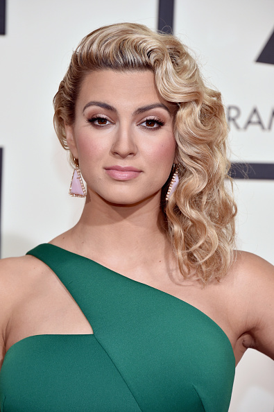 LOS ANGELES, CA - FEBRUARY 15: Recording artist Tori Kelly attends The 58th GRAMMY Awards at Staples Center on February 15, 2016 in Los Angeles, California. (Photo by John Shearer/WireImage)